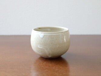 藁灰釉のボウル * 1 * カフェオレやお抹茶などにの画像
