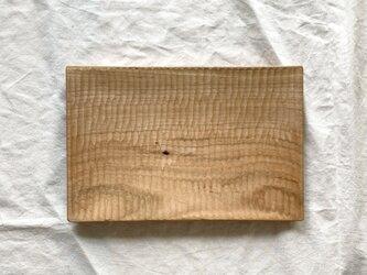 山桜の角皿Aの画像