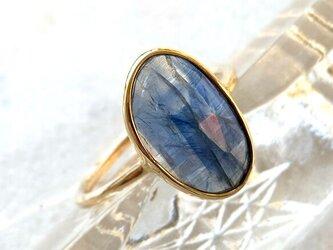 CE-589 【CERCA】カイヤナイトリングの画像