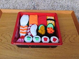 おままごと・セット(お寿司屋さん)の画像