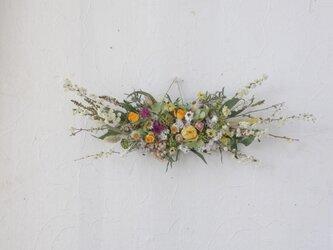 (再販)wildflowers horizon wreathの画像