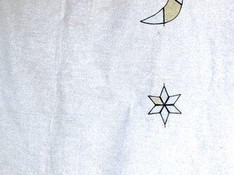 【オーダー品月と星のサンキャッチャーの画像