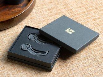 粋瓦:SUIGA 箸置きの画像