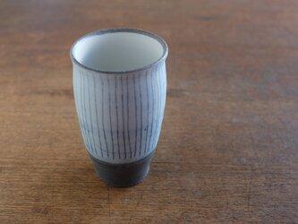 インディゴ ビアカップ 線の画像