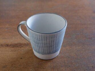 インディゴ マグカップ たっぷりBの画像