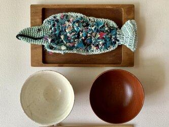サカナ 編みぐるみ 編みぐるみ かぎ針編みの画像