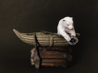 流星群の夜〔旅人の贈り物/オブジェ〕の画像