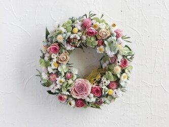 (再販)Wreath to enjoy spring*neoの画像