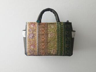 MOSS FRANCE RIBBON STANDARD BAGの画像