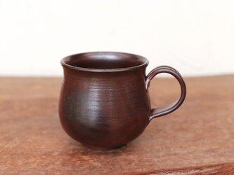 備前焼 コーヒーカップ(中) c2-220の画像