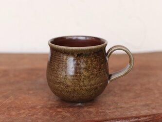 備前焼 コーヒーカップ(中) c2-223の画像