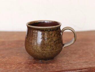 備前焼 コーヒーカップ(中) c2-224の画像