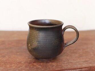 備前焼 コーヒーカップ(中) c2-225の画像