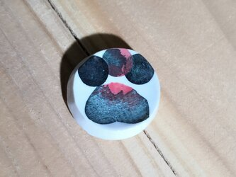 厚豆皿(肉球)(11-43)の画像