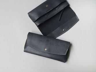 やわらかい革の長財布 SUMIKUROの画像