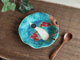 【トルコマット】明るく、楽しく、美味しく! TIDORI 取り皿5 2021の画像