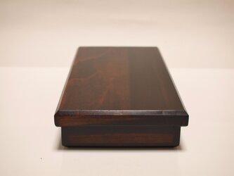 黒柿の重箱の画像