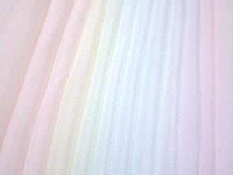 (G-01)正絹 羽二重 胴裏 手染め12枚 12色 はぎれセット パウダーカラー つまみ細工用布・吊るし飾りにの画像