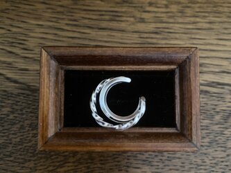 イヤーカフ(W silver Ⅰ)の画像