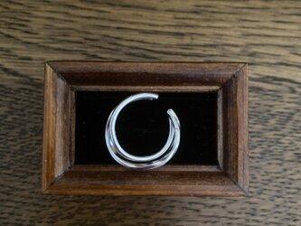 イヤーカフ(W silver Ⅱ)の画像
