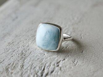 カリブ海のラリマー ringの画像