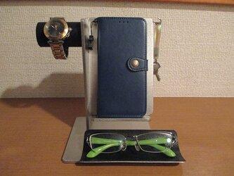 新作 腕時計、スマホ、眼鏡、キースタンド ブラック No.210504の画像