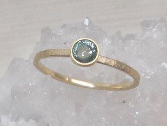 アレキサンドライト*K18 ringの画像