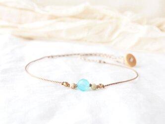 Seashore(short necklace)の画像