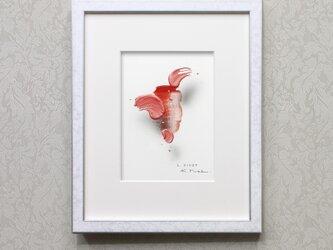 浮遊する筆触 【Layer 21087】 21 x 16cmの画像
