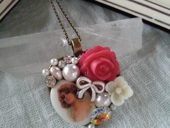 *Posy*  ハートの花束の画像