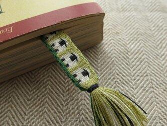 カード織りブックマーク ::får::の画像