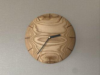 掛け時計 クリ#1の画像