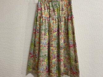 アリスズガーデン 2段ティアードスカートの画像
