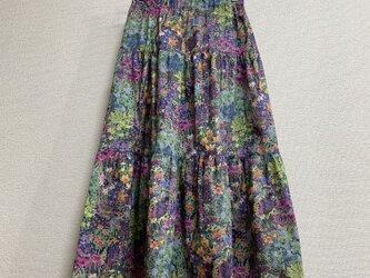 アリスズガーデン 3段ティアードスカートの画像
