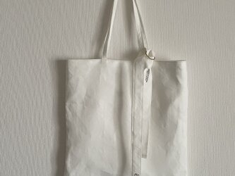 french linen bagの画像