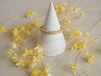 小さな花かんむりのリング(TM-R025)の画像