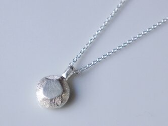 Gem stone necklace(sv)の画像