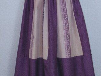 ギャザースカート 7099の画像