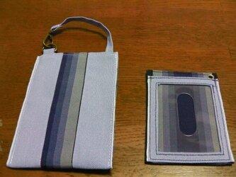 スマホケース・パスケースセットの画像