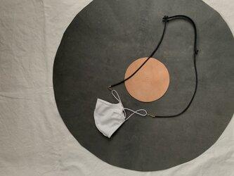 Mask rack ネックストラップの画像