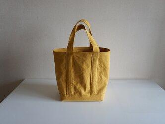 TOTE BAG (L) / mustardの画像