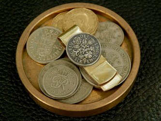 #M5  UK Coin Money Clipの画像
