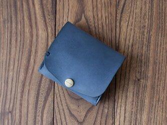 BRIDLE  二つ折り財布2/ ネイビーの画像