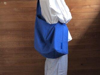 ビッグショルダー/ブルーの画像