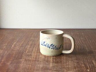 マグカップ 染付うさぎの画像