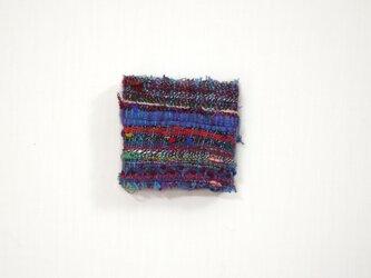手織り 壁掛け ファブリックパネルSの画像