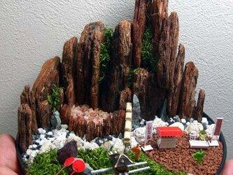 浅草三社祭のハコニワ盆景の画像