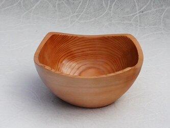 吉野杉の丼の画像