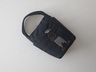 annco onehandle bag [black]の画像