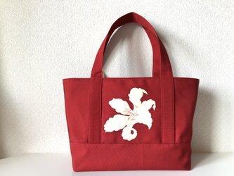 帯バッグ〜百合〜の画像